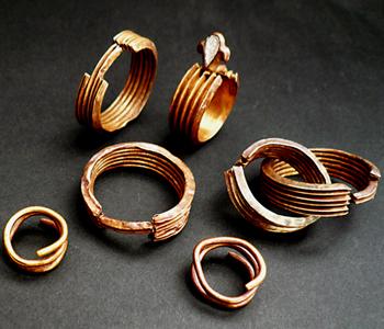 The jewellery discovered in Djehuty's TT11 at Dra' Abu El-Naga