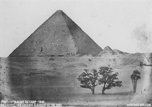1849 Flaubert Pyramid Giza
