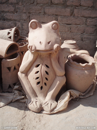 The Potters of Fustat - Photo by Garry Shaw