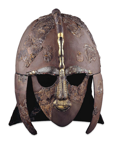 anglo-saxon sutton hoo