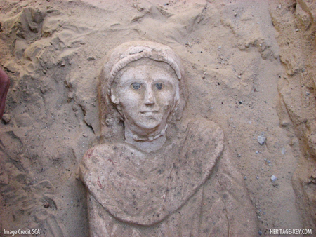 Graeco-Roman Tombs discovered at the Bahariya Oasis - Mummy Detail