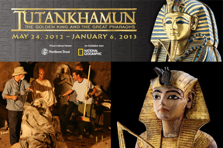 King Tut and the Secrets of the Pharoahs come to Seattle in 2012