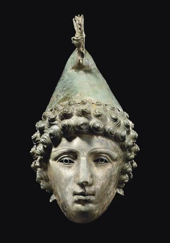 'Crosby Garrett' Roman Cavalry Sports Helmet