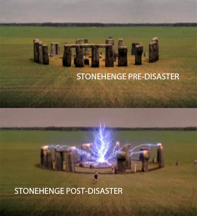 Stonehenge Apocalypse - Stills