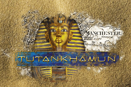 'Tutankhamun - His Tomb and His Treasures' will be at the Mancherster Museum of Museums until February 27th, 2011.