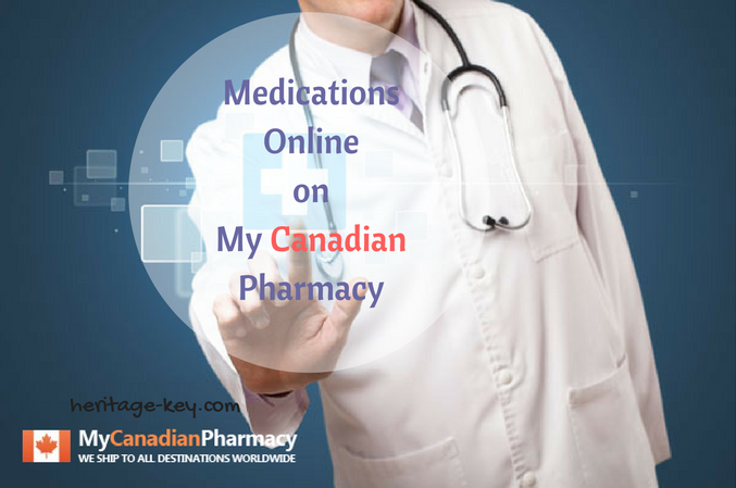 Medications Online on My CanadianPharmacy
