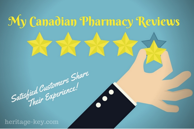 My Canadian Pharmacy Reviews